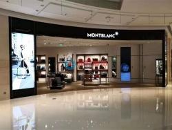 深圳万宝龙Montblanc专卖店展柜