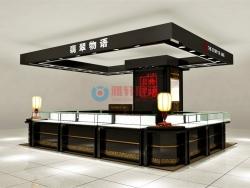 深圳宝安翡翠物语珠宝展柜专卖店
