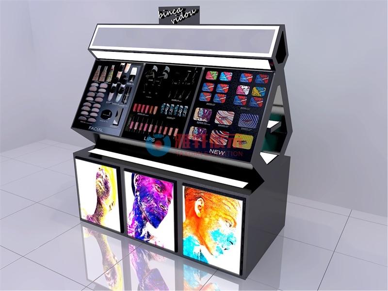 深圳海雅缤纷城商场bincavidou卞卡彩妆展柜